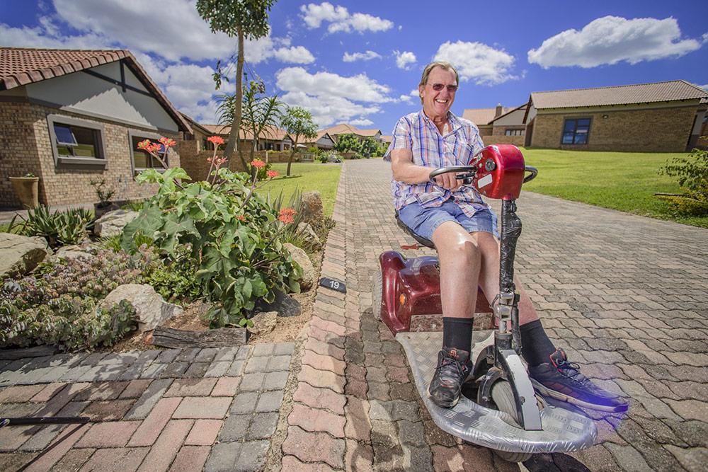 Bataleur Wheelchair